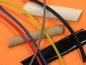 Expandable Braided Sleeving | Braided Fiberglass Sleeving | Wire ...