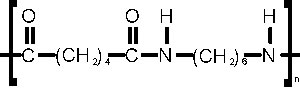 Chemical Formula for Nylon6,6